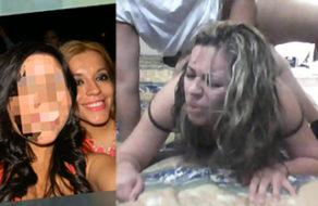 imagen Pillada siendo infiel a su marido con un amigo de Tinder